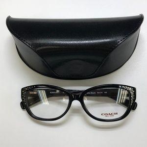 🕶️Coach HC6076 Eyeglasses/819/TIZ314🕶️